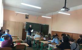 Презентації в львівських школах