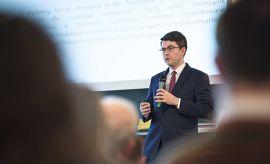 Spotkanie z Wiceministrem Nauki i Szkolnictwa Wyższego