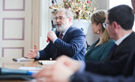 Debata: Ukraina. Wybory prezydenckie 2019 roku