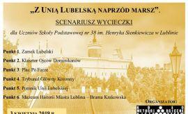 Z Unią Lubelską naprzód marsz