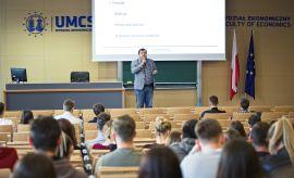 Spotkanie z praktykami biznesu na WE UMCS