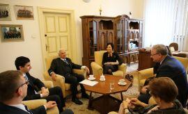Spotkanie z Ambasadorem Turcji