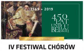 IV Festiwal Chórów Miast Parterskich Lublina już w ten...
