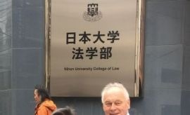 Profesor Antoni Hanusz członkiem Japan Association of...