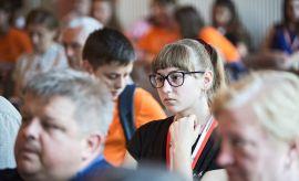 Spotkanie z młodzieżą polonijną i szefami organizacji