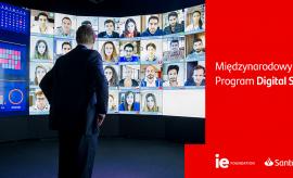 Stypendium Santander IE-Digital DNA