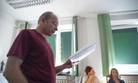Spotkanie z dr. Waldemarem Dymarczykiem (UŁ)