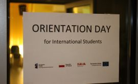 After the event: Orientation Day for International Students