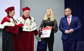 Nagroda Santander Universidades dla studentki UMCS