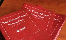 Financial Law Working Papers