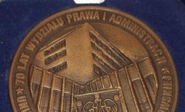 70-lecie Wydziału Prawa i Administracji UMCS