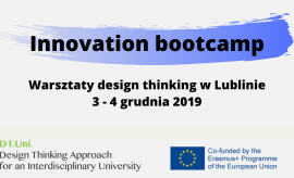 Innovation Bootcamp in Lublin