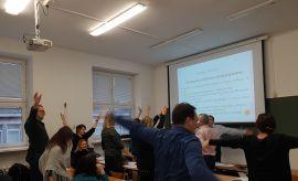 Szkolenie dla lektorów - emisja głosu