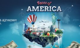 "Konkurs Językowy ""Faces of America"""