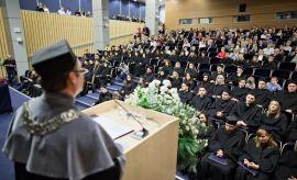 Promocje doktorskie w obiektywie TV UMCS
