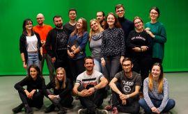 Na planie Nerdowni - nowego programu TV UMCS
