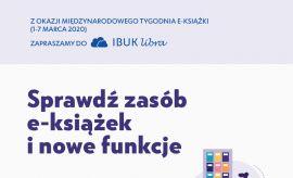 IBUK Libra w Międzynarodowym Tygodniu E-książki. Nowe...