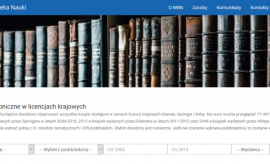 Elsevier i Springer Open Choice - program publikowania...