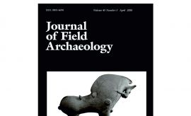 New geoarcheological article (200 pts.)