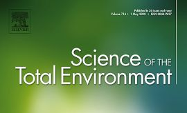 New article in the high-impact journal - Science of Total...