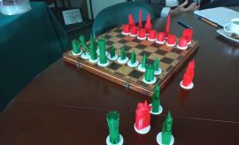 Dubaj,  Sydney i …. lubelskie szachy