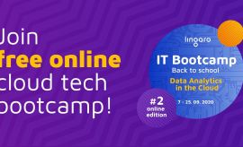 Startuje rekrutacja na 2 edycję Bootcampu IT Lingaro –...