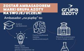 Zaproszenie do udziału w IV edycji programu Ambasador...