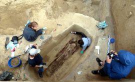 "Lubelska archeologia w ""Nature"""