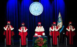 Uroczysta inauguracja roku akademickiego 2020/2021