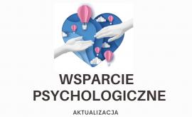 Wsparcie psychologiczne na UMCS