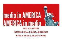 """Konferencja """"Media in America, America in Media"""""""