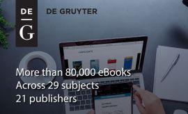 Dostęp do publikacji Wydawnictwa De Gruyter