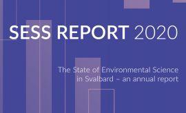 Raport roczny SESS nt. badań monitoringowych Svalbardu