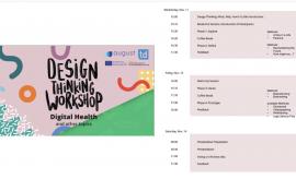 DT.Uni  Online Workshop for Students 11,13-14.11.2020 TU...