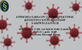 Epidemia SARS-CoV-2 w perspektywie konstytucyjnych stanów...