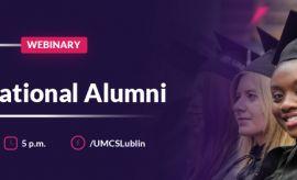 International Alumni Webinar