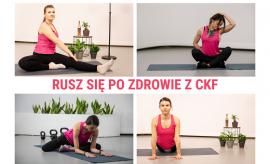 Rusz się po zdrowie z CKF - kulisy programu