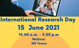 International Research Day: Contemporary global...