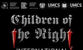 """Międzynarodowa konferencjja pt.:  """"Children of the Night..."""