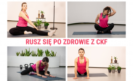 Ćwiczenia prawidłowej postawy ciała – Rusz się po zdrowie...