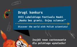 Drugi konkurs XVII Lubelskiego Festiwalu Nauki –...