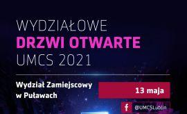 Spacer po Wydziale Zamiejscowym w Puławach