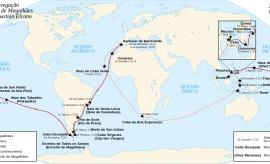 Listy ze szlaku Magellana