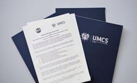 Podpisanie umowy o współpracy akademickiej z...