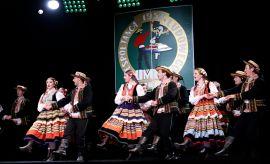 Koncert debiutowy Zespołu Tańca Ludowego UMCS