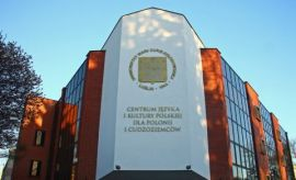 Project of the Centre for Polish Language and Culture...