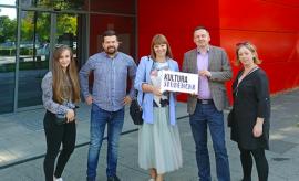 Odwiedzamy jednostki kultury / Wrocław