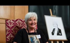 Jubilee of professional work of Professor Maria Łanczont