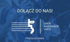 Nabór do Chóru Akademickiego UMCS!