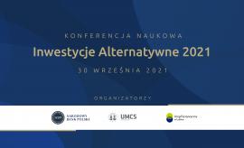 Konferencja Inwestycje Alternatywne